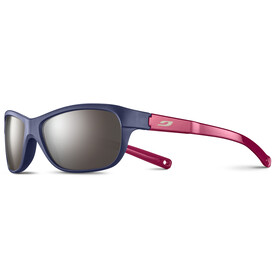 Julbo Player L Spectron 3CF Sunglasses 6-10Y Kids purple blue/glossy pink